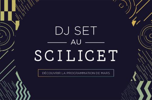 Programmation du Scilicet - Mars
