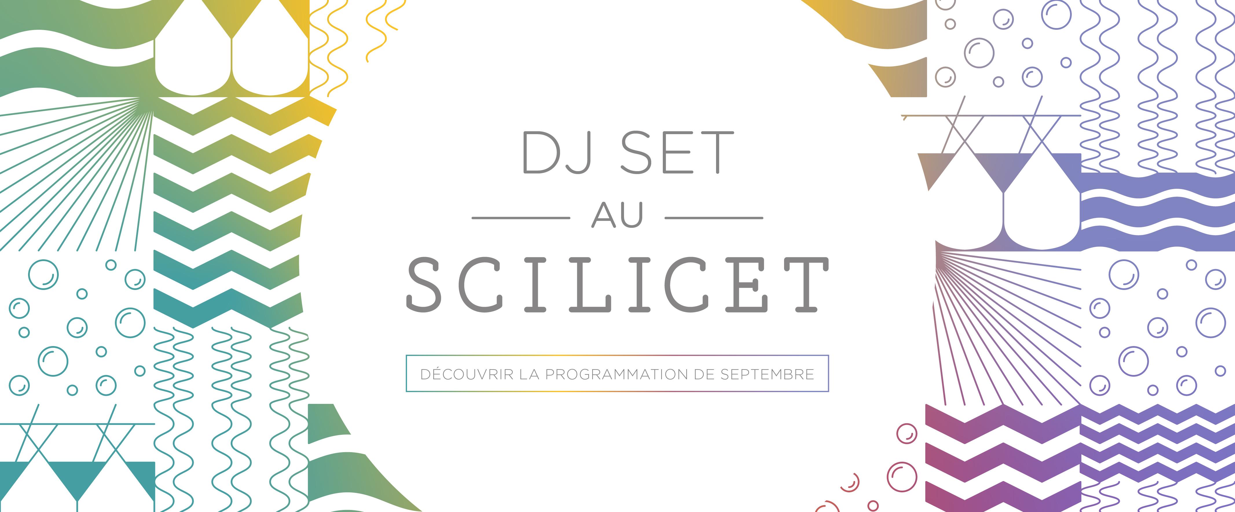 Agenda de la programmation du Scilicet – Septembre
