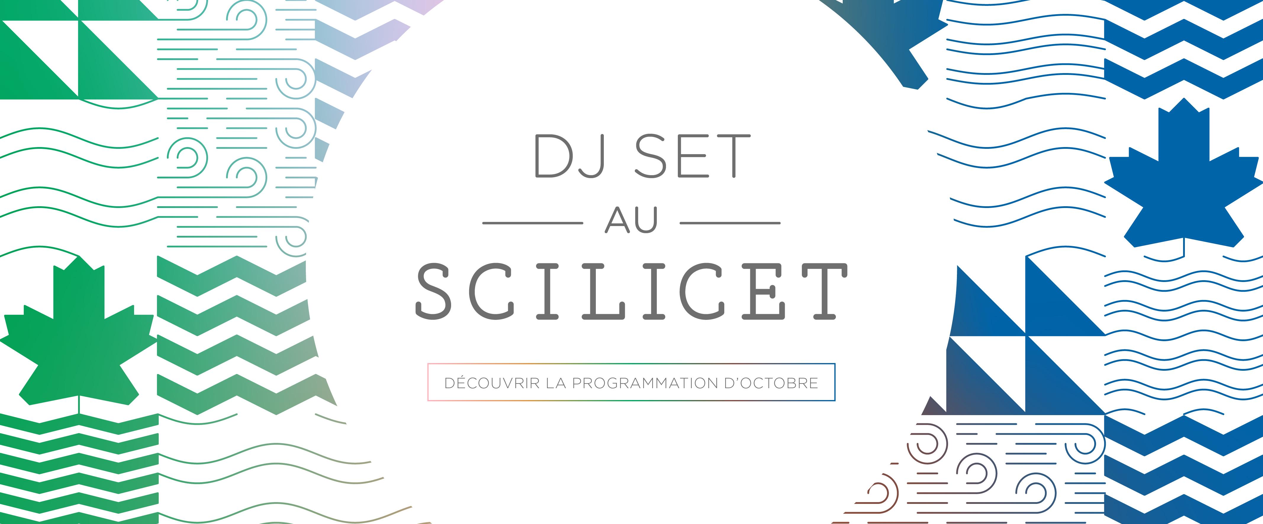 Agenda de la programmation du Scilicet – Octobre
