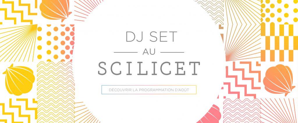 Scilicet - Programmation d'Août